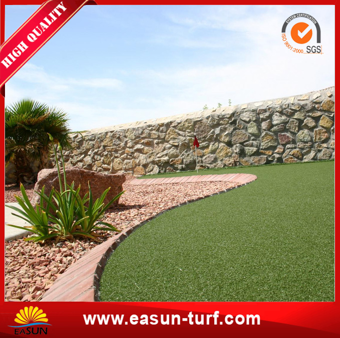 Cheap price 40mm Landscaping Artificial Grass For Garden-AL