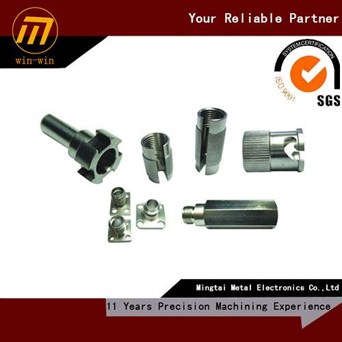 custom CNC machining stainless steel products, drawing welcome