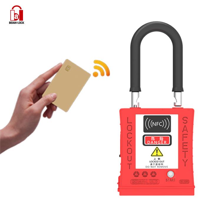 SC201 IC Card Smart safety Padlock