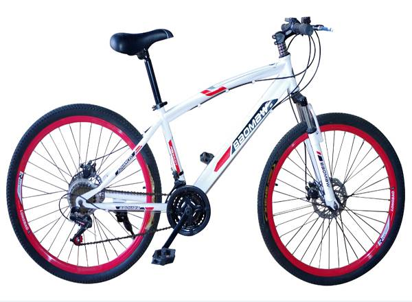 Mountain bike, 20'', 24'', integrated wheel, aluminium alloy frame