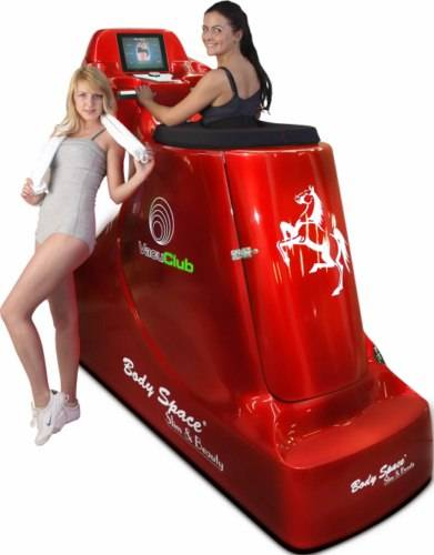 BODY SPACE VACU THERM TREADMILL PROFI