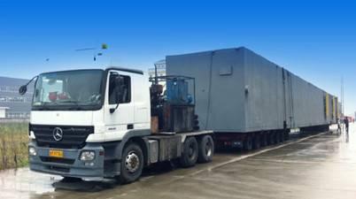 200t/d Liquid ASU cold box