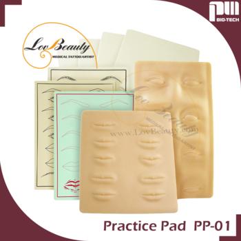 Microblading Training Skin Sheet