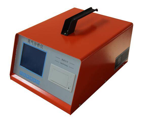 HC/CO/CO2/O2/NOx gas analyzers