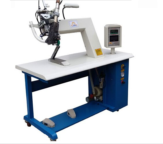 hot air seam sealing machine for raincoat