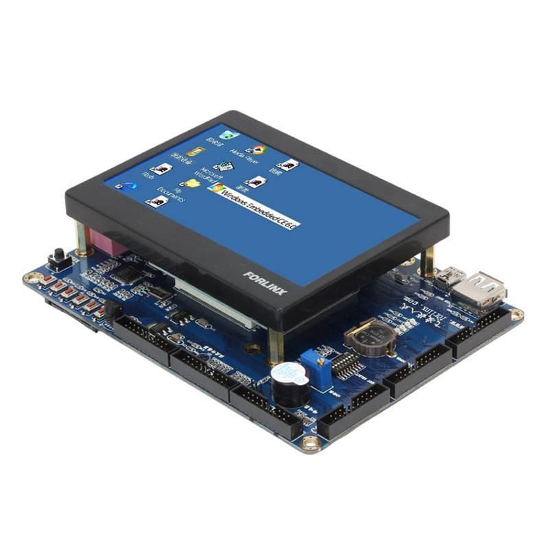 Forlinx Embedded ARM11 Single Board Computer OK6410-A Development kit+4.3''LCD 533MHz 256MB DDR/2GB