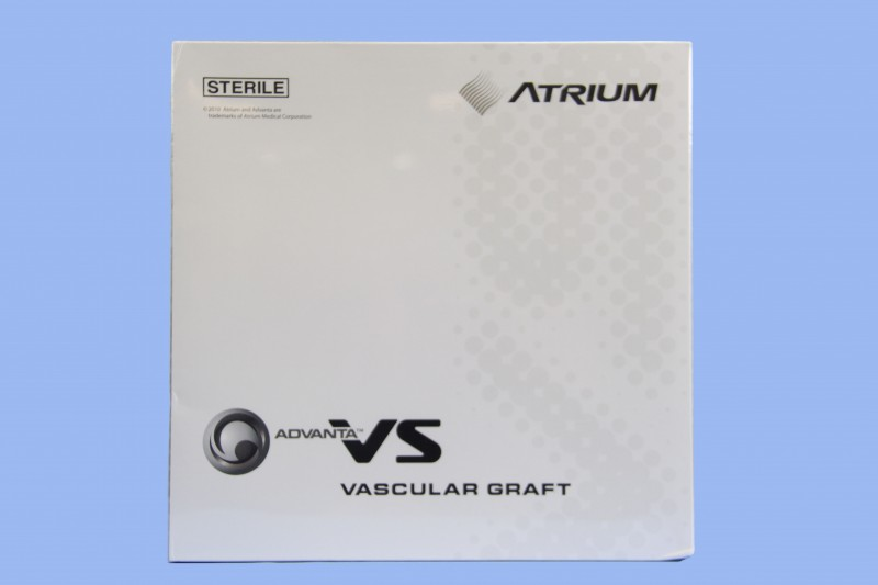 VASCULAR GRAFTS ADVANTA ATRIUM