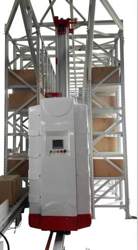 Automated stacker crane,customizable,heavy load,high speed