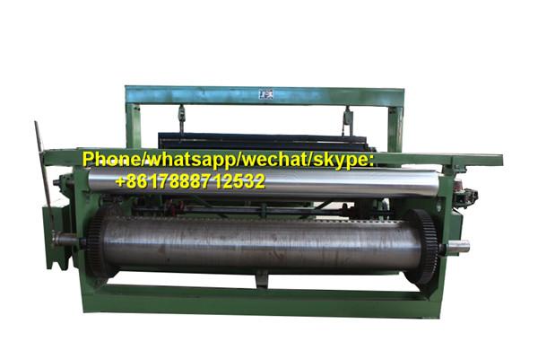 SG160/250-2JD Heavy duty CNC Metal Wire Mesh Weaving Machine