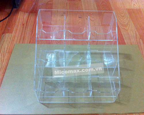 KT-283 display stand acrylic