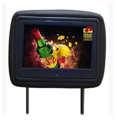 7, 9, 10, 12 Inch Headrest LCD Video Screen Car Video Player