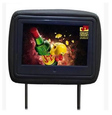 7, 9, 10, 12 Inch Headrest LCD Video Screen Car Video Player