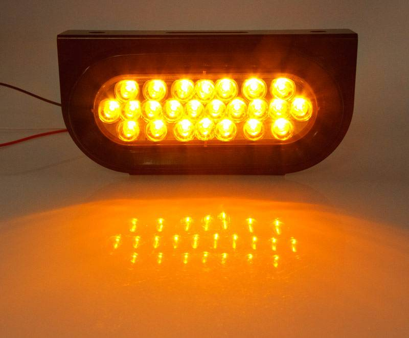 Semi Truck Tail Light 12v/24v Waterproof LED Trailer Indicator Light, Turn Signal, Stop Light