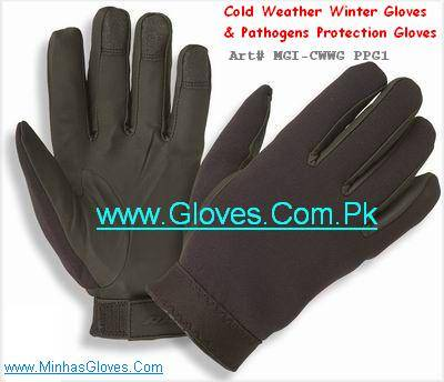 Cold Weather Winter Gloves & Pathogens Protection Gloves