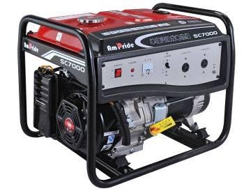 Senci Brand 1-20 KVA Generator Green Power