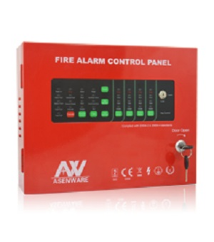4zone fire alarm control panel for fire fighting