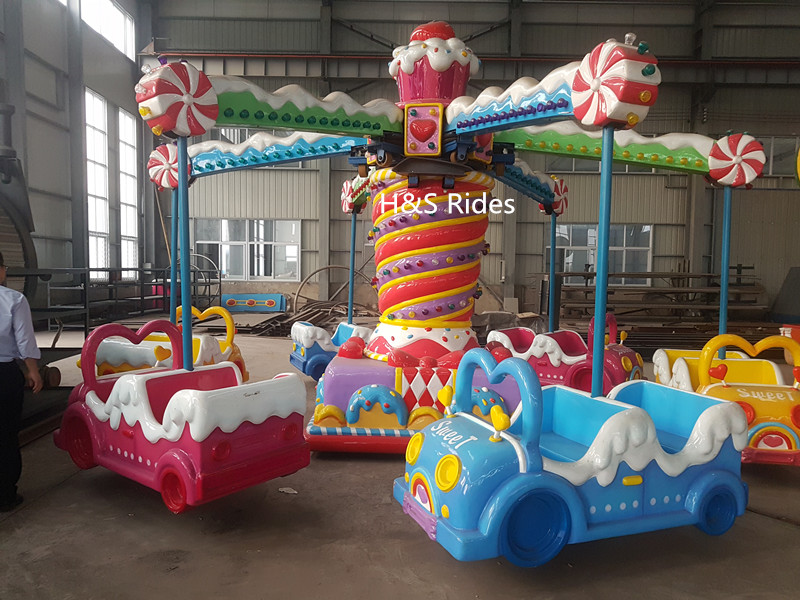 Happy Candy Car, amusement park equipment factory