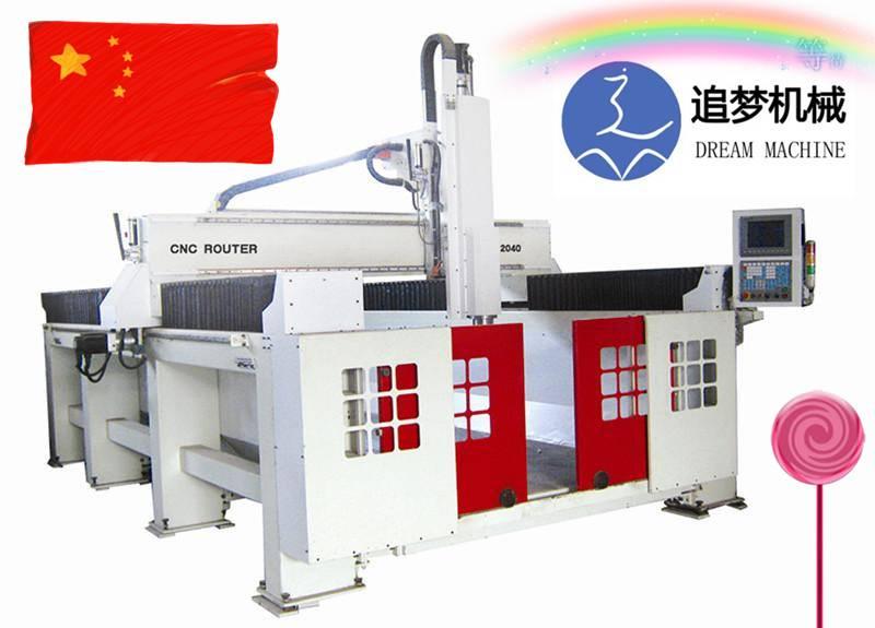 ZMHS 2040 EPS foam processing center
