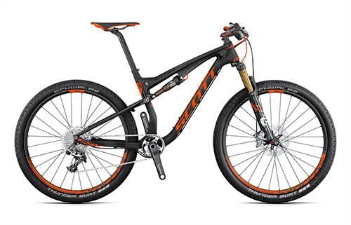 2015 Bicycle Spark 700 SL MTB