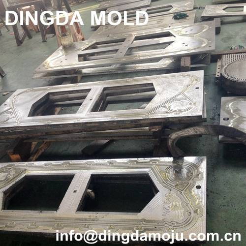 Plate Heat Exchanger rubber gasket mould