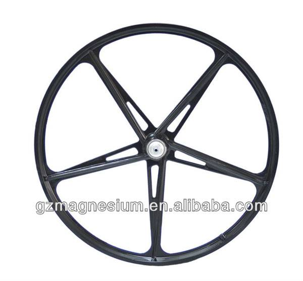 2014 new 451mm disc brake wheels magnesium alloy rim