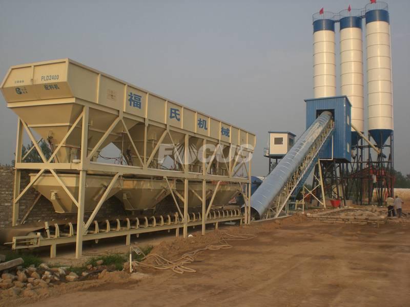 HZS90 Concrete Batching Plant Price,Concrete Batching Plant Manufacturer