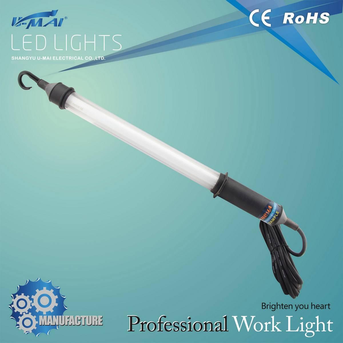 Hot sale work light fluorescent tube light security lamp