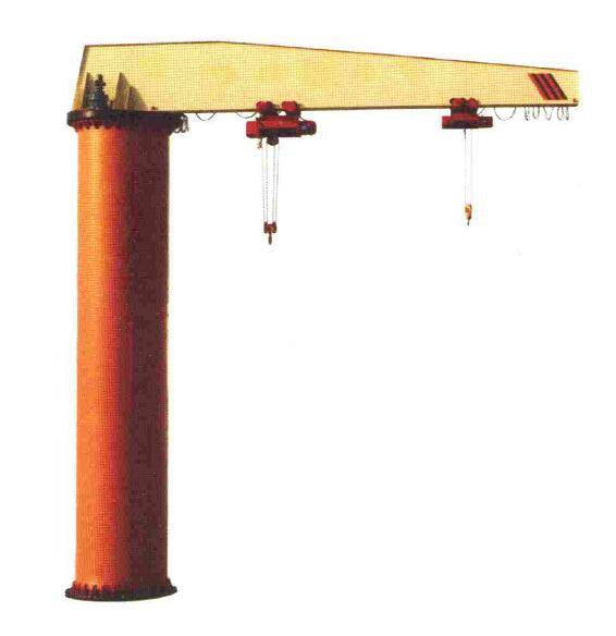 Column Swing Lever Crane (Jib Crane)
