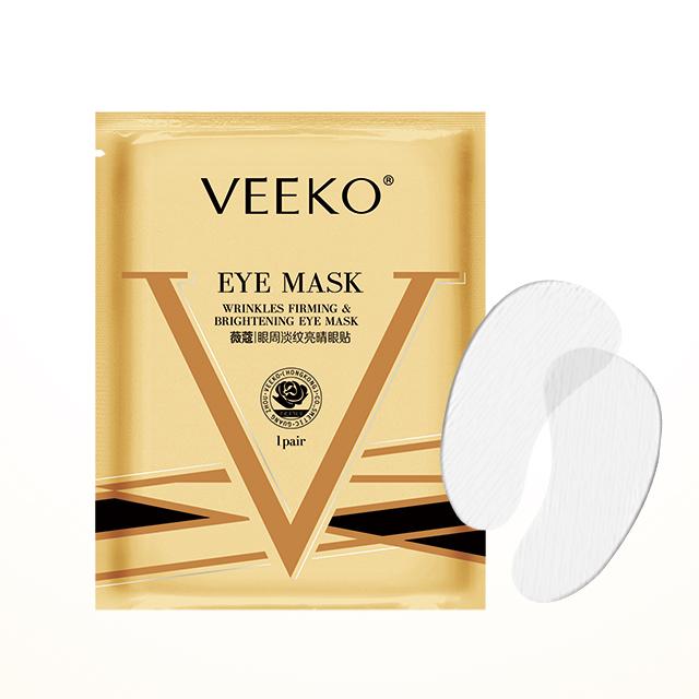 Hydrophilic gel to remove dark circles eye mask VEEKO