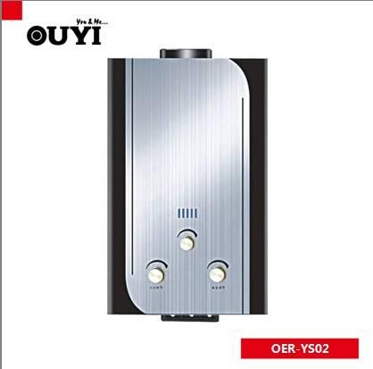 Best Selling Flue Type Stainless Steel Gas Water Heaters
