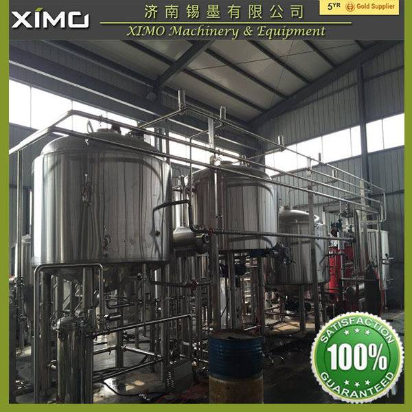 Brewery Machine/Turnkey Beer Brewing Equipment