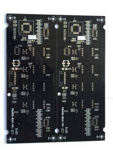 FR-4 Tg140 HAL LF 2-layer PCB for electrical appliance
