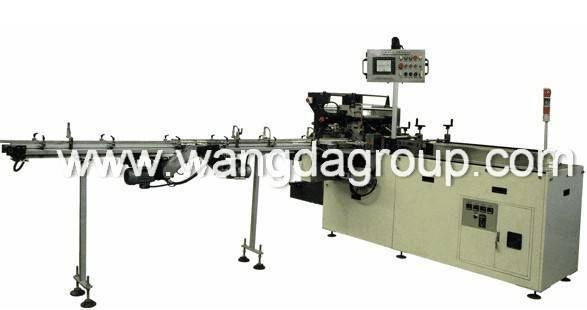 WD-SPZ-TB350 Full Automatic Handkerchief Bar Type Out package Packing Machine