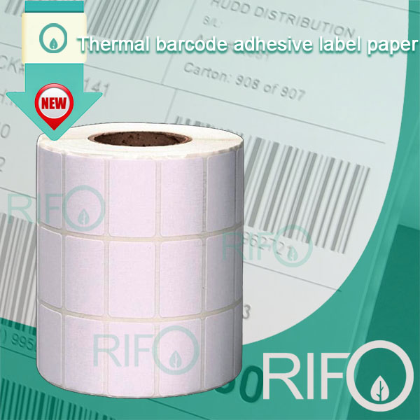 Blank Adhesive Thermal Sticker Paper