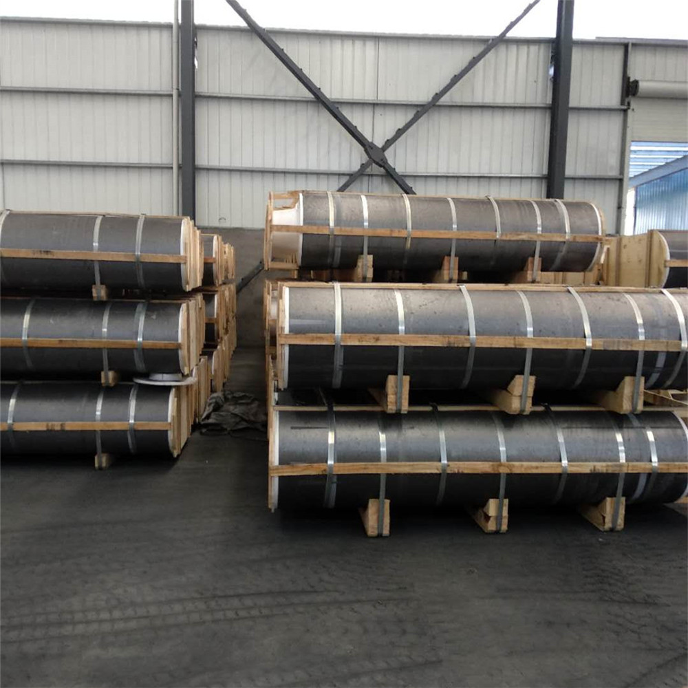 UHP Shp for Furnace Eaf Lf Graphite Electrodes Companies Graphite Materials