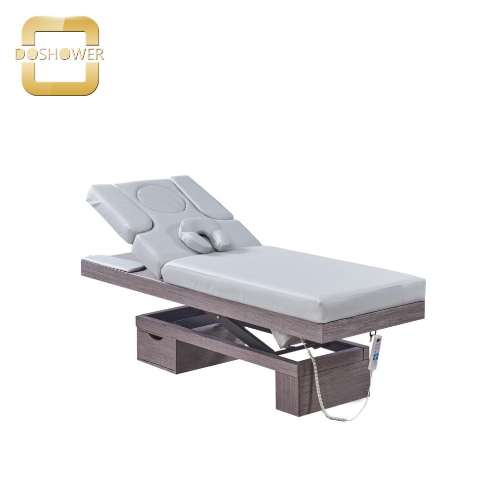 vibration massage bed of electric massage bed for spa massage bed