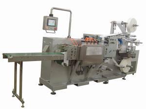 Paraffin gauze vaseline gauze dressing packaging machine