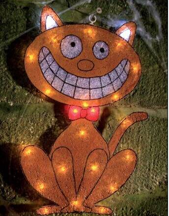 EVA&LED Halloween decorative lights,CAT