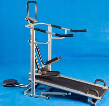 LV1306-7 Maunal Treadmill