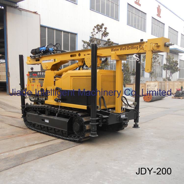 hydraulic well drilling equipment JDY200