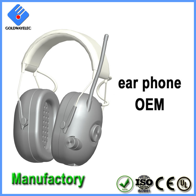 Hearing Protection Head Wearing Safety Earmuff