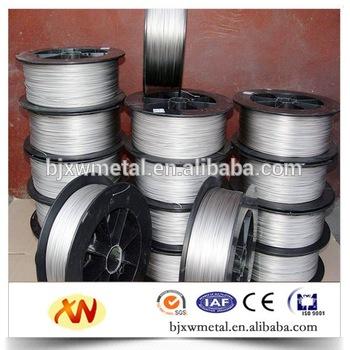 Titanium Wire With ISO Titanium Heat Exchanger Coil Wire