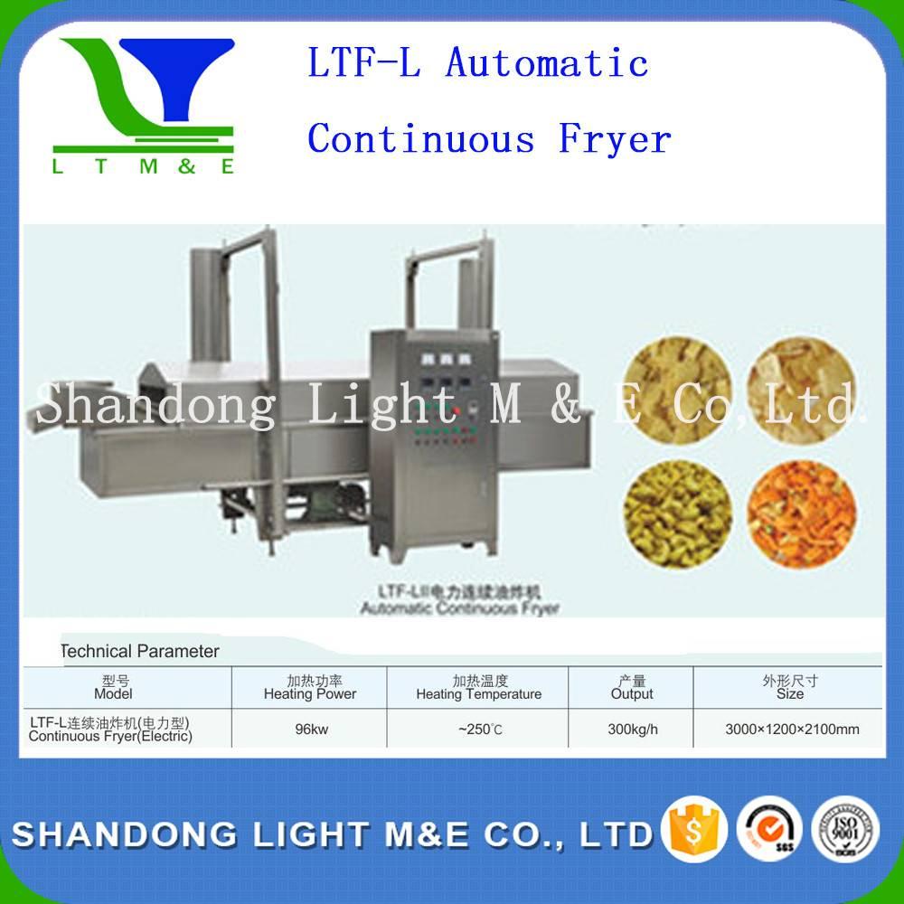 LTF-L Automatic Continuous Fryer