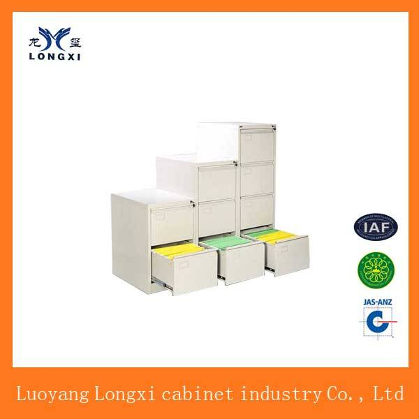 Steel Office Furniture Manufacturer Modern Storage 2 3 4 Drawer Steel Filing Cabinet