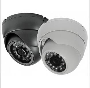 "CCTV Camera Free Shipping 1/3"" CMOS 1000TVL Security Camera Indoor Night Vision 36 Led IR Home IR-CU"