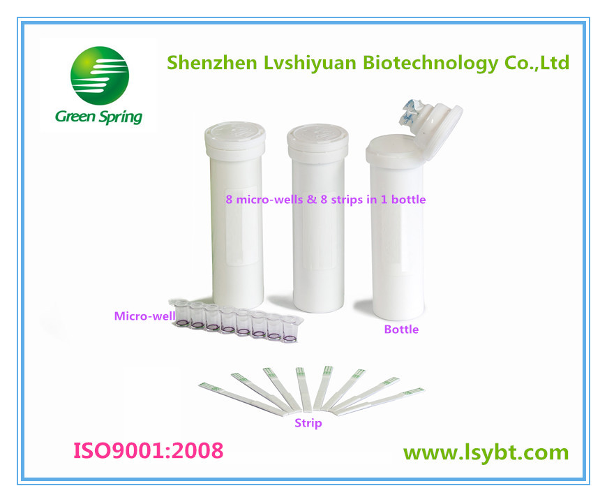 LSY-20047 Quinolones rapid test strip 96 tests/kit