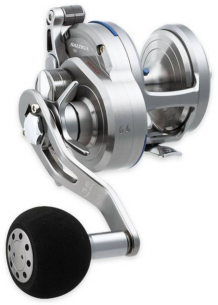 Daiwa Saltiga Star Drag Fishing Reel