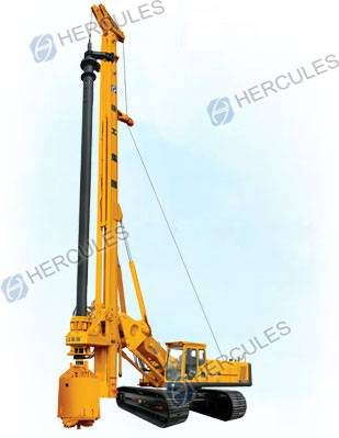 XR series Rotary Drilling Rig