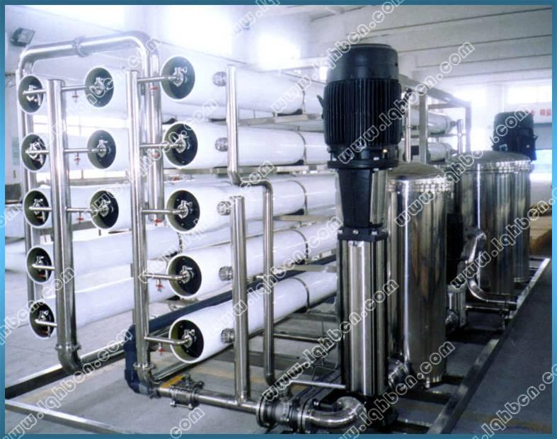 RO membrane cleaning machine