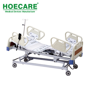 Hospital furniture Five-function Electric Medical Care Bed HC-0151